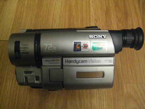 Sony CCD-TRV615 Hi8 HandyCam Camcorder
