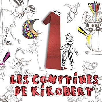 Les comptines de Kikobert, vol. 1