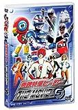 東映特撮ヒーロー THE MOVIE VOL.5[DVD]