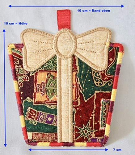 Gift Card Holder - Geschenk Beutelchen - Präsentverpackung