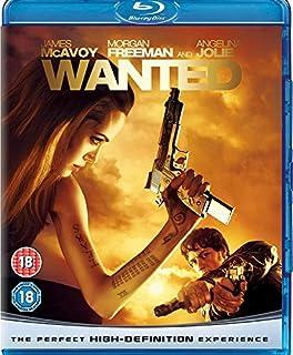 Wanted [Blu-ray][Region Free] (B001MIYOPG) | Amazon price tracker / tracking, Amazon price history charts, Amazon price watches, Amazon price drop alerts
