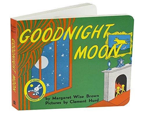 Kids Preferred Keepsake Board Book - Goodnight Moon - Safe and Asthma Friendly