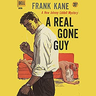 A Real Gone Guy audiobook cover art