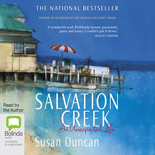 The House at Salvation Creek audiobook cover art