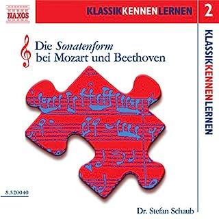 Die Sonatenform bei Mozart und Beethoven Titelbild