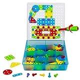 TONZE Jeu de Construction Puzzle Enfant Jouet Fille Garcon 3 Ans et Plus Motricité...