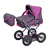 KNORRTOYS.COM Knorrtoys 63182 - Puppenwagen Ruby Tec Purple