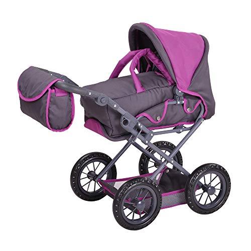 KNORRTOYS.COM Knorrtoys 63182 - Puppenwagen Ruby Tec Purple