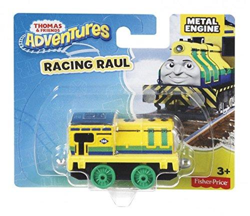 Mattel Fisher-Price FBC35 - Thomas Adventures kleine locomotief ruit, kleuter-speelwerelden