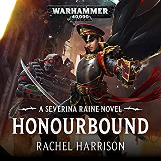 Honourbound cover art