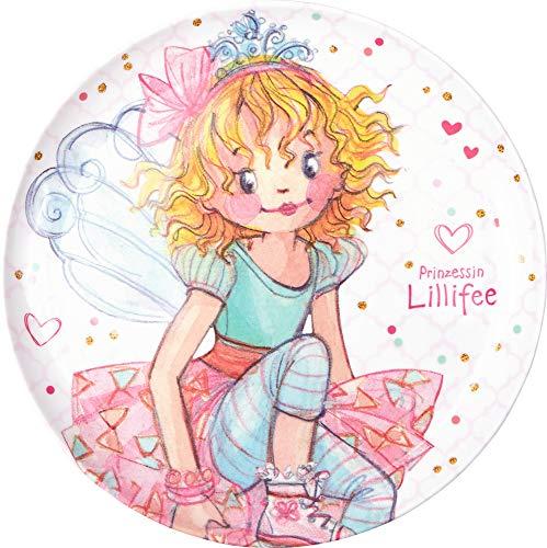 Melamin-Teller Prinzessin Lillifee