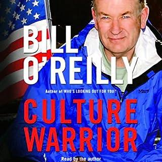 Culture Warrior audiobook cover art