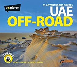 UAE Off-Road Explorer by Explorer Publishing and Distribution - Paperback
