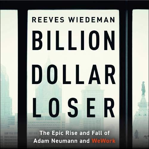 Couverture de Billion Dollar Loser