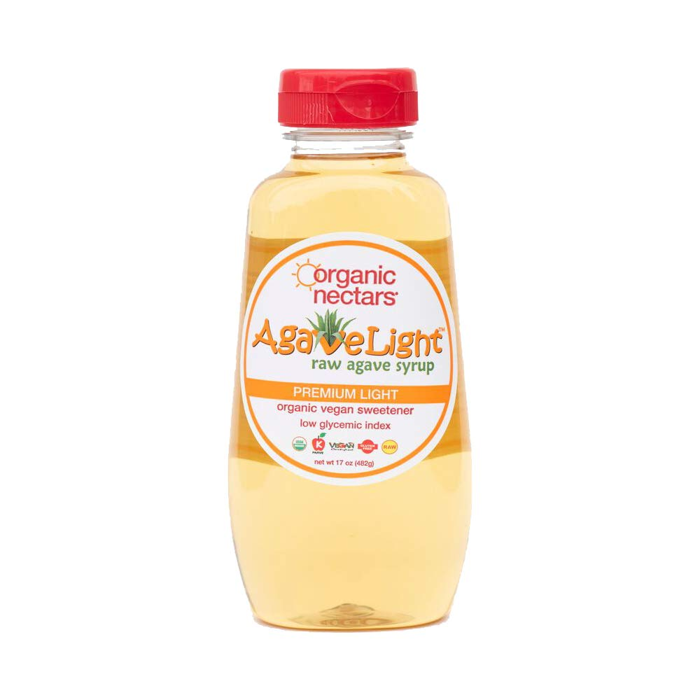 Organic Nectars Light Agave oz. 17 Today's only Today's only Syrup