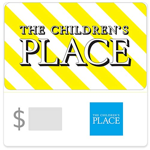 The Children's Place Gift Cards - E-mail Delivery