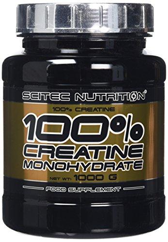 Scitec Nutrition 100% Creatine Monohydrate, 1 kg
