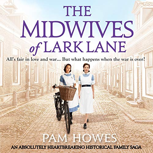 The Midwives of Lark Lane audiobook cover art