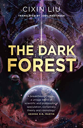 The Dark Forest (The Three-Body Problem Book 2) (English Edition)