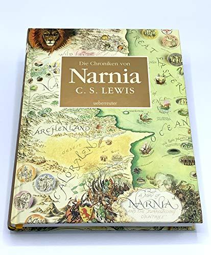 Die Chroniken von Narnia - Illustrierte Gesamtausgabe