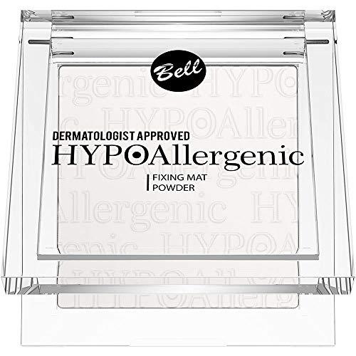 BYS Maquillage - Poudre Fixatrice Matifiante Hypoallergénique