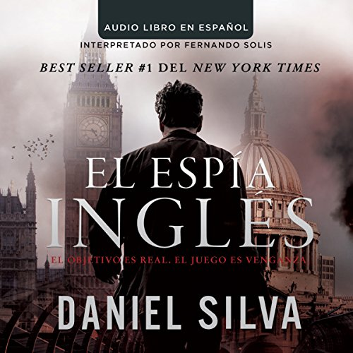 El espía inglés [The English Spy] audiobook cover art