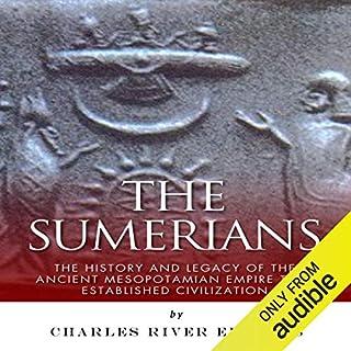 The Sumerians audiobook cover art