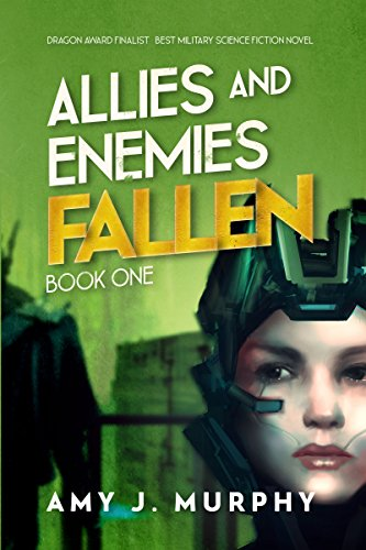 Book: Allies and Enemies - Fallen by Amy J. Murphy