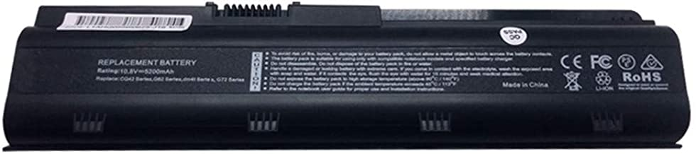 New 6cells Laptop Battery Compatible with HP Pavilion Dm4 G4 G6 G7 CQ42 CQ56 CQ62 G32 G42 G56 G62 G72 Dm4-1000 Dm4t MU06 MU09 MU09XL