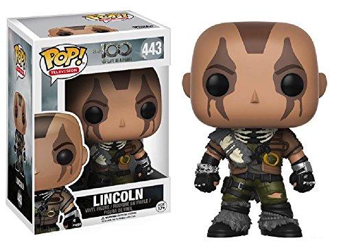 POP! Vinilo - The 100: Lincoln
