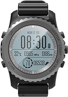 N  A Outdoor Sports GPS Smart Watch, LED Screen Professional Waterproof Watch,Mens Digital Sport Watch Waterproof Militar...