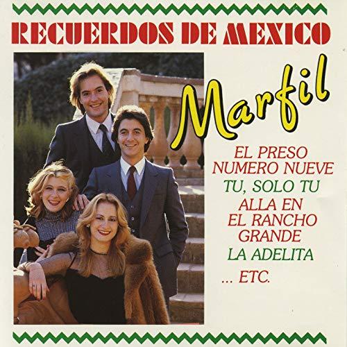 Popurri Recuerdos de Mexico, Pt. 1: Gritenme Piedras del Campo / Escaleras...