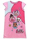 Lol Surprise Camisón para niñas Dolls Rosa 7-8 Años