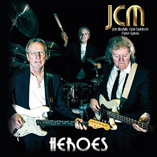 Jcm (Jon Hiseman Clem Clempson & Mark Clarke): Heroes (Audio CD (Live))