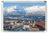 Dream J207 Innsbruck Jumbo Kühlschrankmagnet Austria - Österreich Travel Fridge Magnet