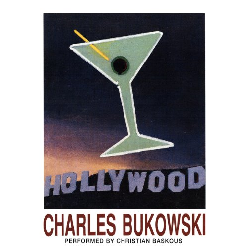 Hollywood audiobook cover art