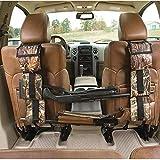 Front Seat Storage Gun Sling Bag Car Seat Back Shotgun Rifle Rack Case Hunting Gun Holsters Pistols Organizer with Pockets