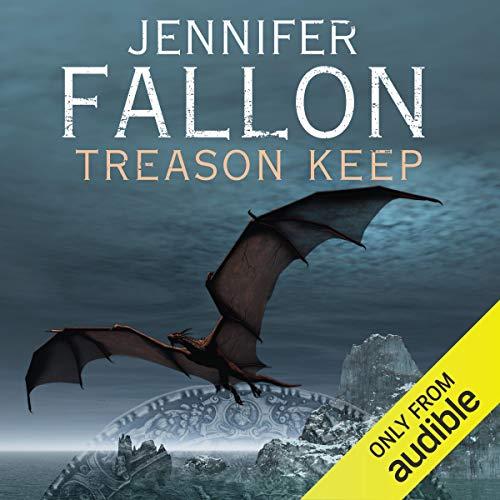 Treason Keep cover art
