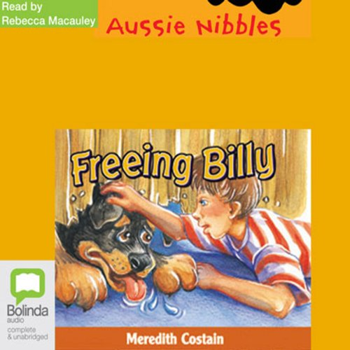 Freeing Billy: Aussie Nibbles cover art