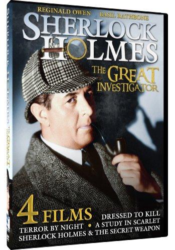 Sherlock Holmes: Great Investigator [Edizione: Stati Uniti]