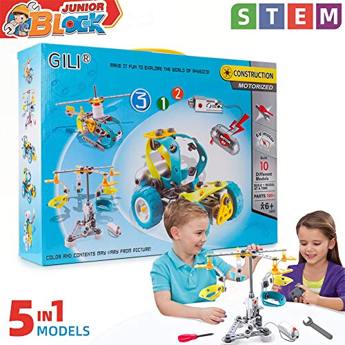 Gili Building Toys Gifts for...
