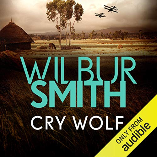 Couverture de Cry Wolf