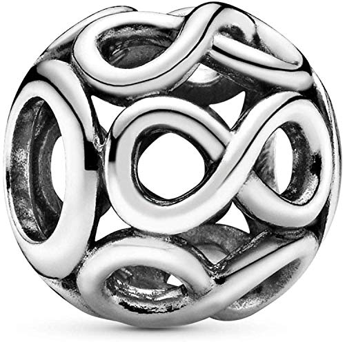 Pandora Jewelry - Infinite Shine Charm for Women in Sterling Silver