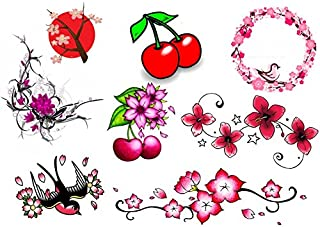 CherrY Blossom Strawberry Kirsche Blühen Erdbeere Collectio