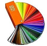 It is semi-matte type Standard size Classic colour