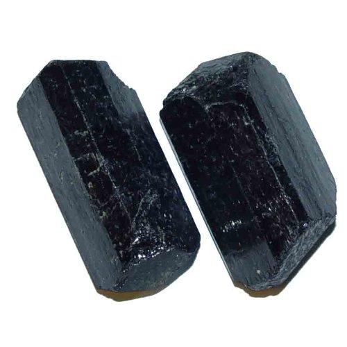 1 Stück Turmalin schwarz Schörl Natur gewachsene Stücke XL Gewicht ca. 60-80 Gramm.(2969)