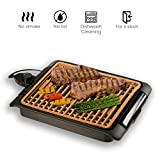 BEST DIRECT Starlyf Smokefree Grill Original Come Visto alla TV Griglia No Fumo Carne e Verdure Grigliate...