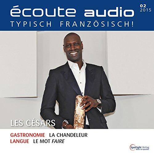 Écoute audio - Les Césars. 2/2015 audiobook cover art