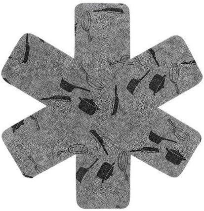 Kaithera 8 Pcs set Resistant Cushion Pad Classic Table Holder Pots Pot Mail order B