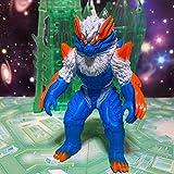 ホロボロス 絶版品 ウルトラ怪獣シリーズ ソフビ 人形 フィギュア 怪獣 ウルトラ怪獣500 シリーズ ライブサイン